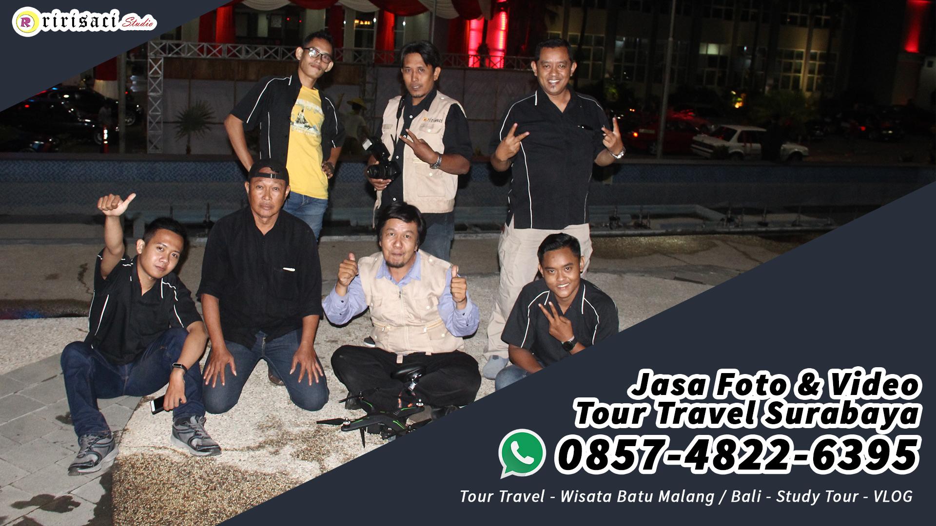 Jasa Dokumentasi Event Liburan – Jasa Video Shooting Travel. RIRISACI STUDIO : 085748226395