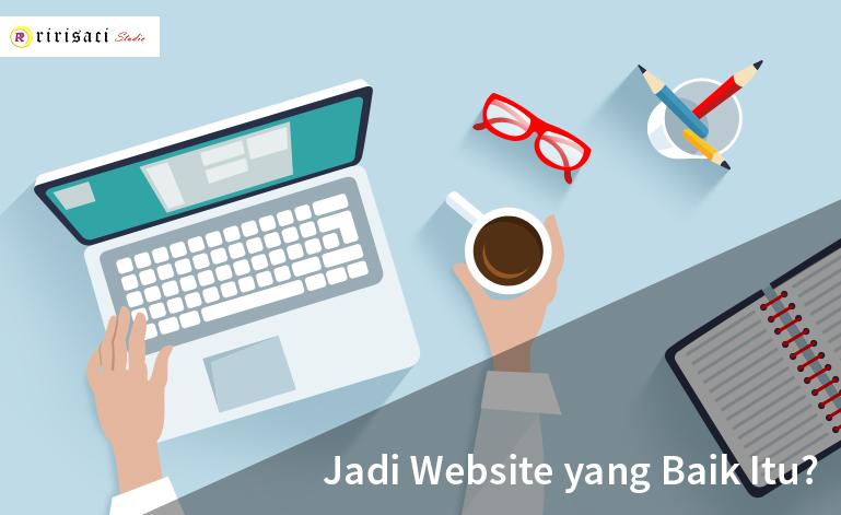 Bagaimana Website yang Baik?