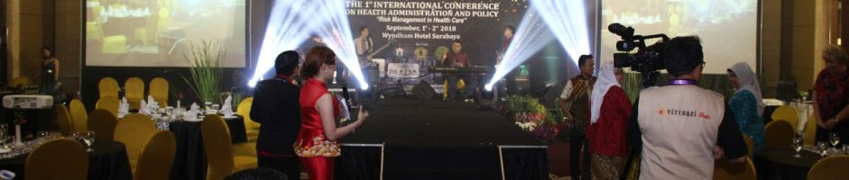 Paket Dokumentasi Konferensi Internasional