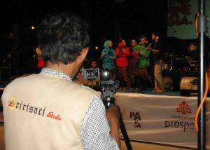 Jasa Video Shooting Ririsaci dari Surabaya