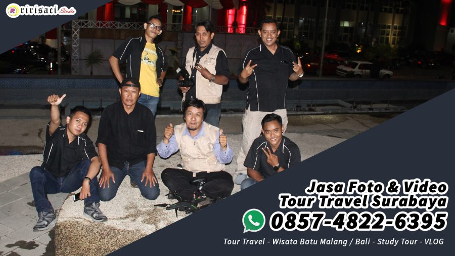 Jasa Dokumentasi Event Liburan – Jasa Video Shooting Travel. RIRISACI STUDIO : 085748226395
