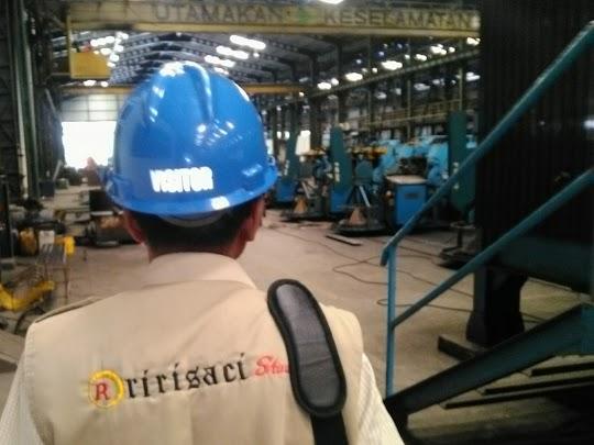 Order Video Greeting dari PT. Bhirawa Steel